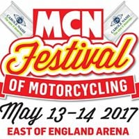 MCN Bike Festival 2017 - BMB Demonstration