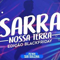 SARRA NOSSA TERRA (Open Catuaba)