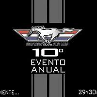 10 Evento Anual