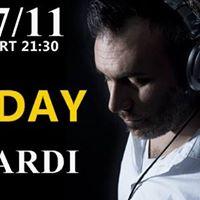 2711 Deep in Friday pres. Roman Leonardi  Caff degli artisti.Bellinzona