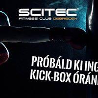 Kick-box nyltnap Simon Imrvel (Msodik idpont)