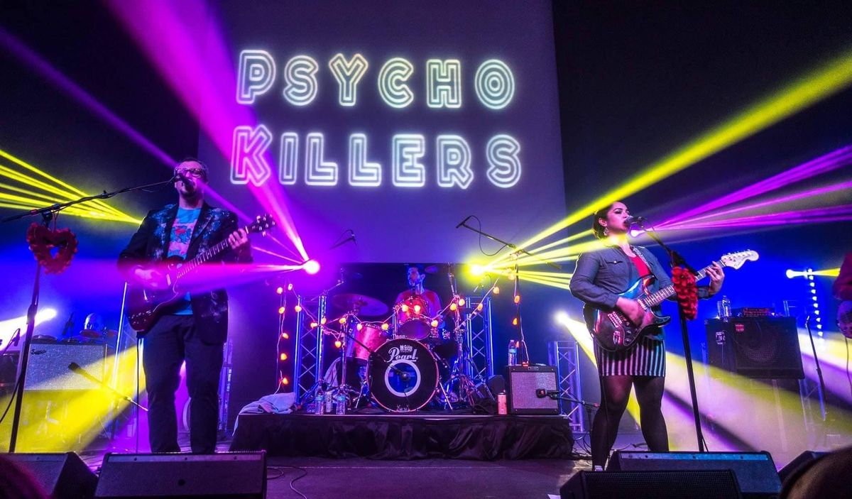 Hot August Pre-Party Feat. Psycho Killers
