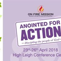 Anointed for Action OFM 2018