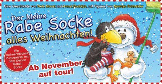 Rabe Socke - alles Weihnachten