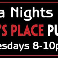 Mikes Place Pub Trivia Night