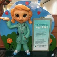 Stormont Vail Health Play Area Grand Re-Opening