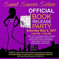 Sweet Success Sisters Official Book Release Party