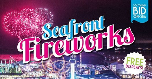 Free Seafront Fireworks
