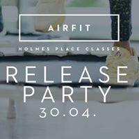 Airfit - Release Party - Lancement de notre nouveau cours