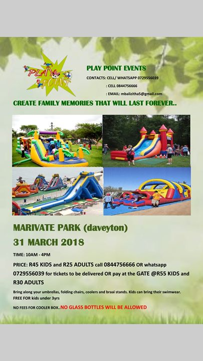 Play point easter fun day at marivate daveyton play point easter fun day negle Images