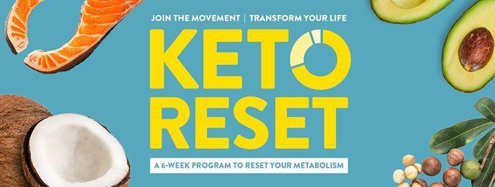 Keto Reset 6-Week Program