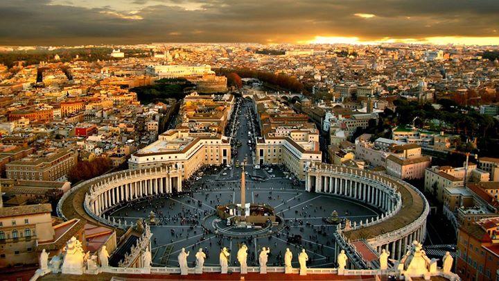 Piligrimin kelion  Romaminj Miest