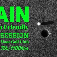 GAIN Autism Friendly Golf Session