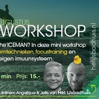 Wim Hof Workshop at The Shore This Is Summer