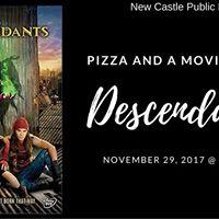 Descendants - Pizza and a Movie Night