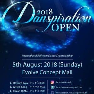 2018 Danspiration Open