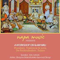 A Workshop on Qawwali