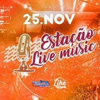 Show Oriente - Curitiba (PR)  Estao Live Music