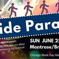 Pride Parade Walk with the Caucus