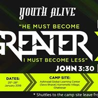 Greater - Youth Camp