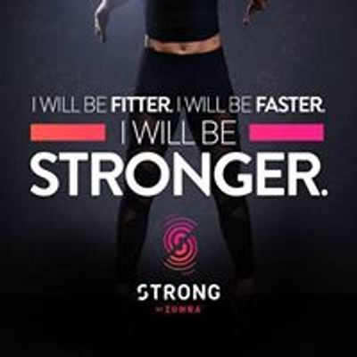 Strong by Zumba with Clarie