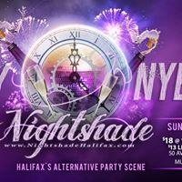 Nightshade - Kinky NYE 2K18