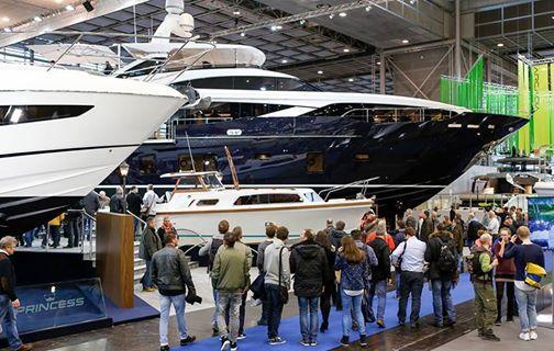 Dusseldorf International Boat Show 2019 x5 Days 299