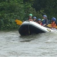 Kolad Monsoon Thrill - River Rafting 23rd July 2017