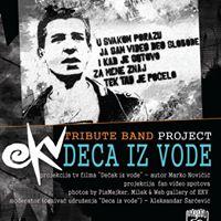 Koncert Deca iz vode (Tribute to EKV)