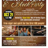 Cigar One Family Reunion and Block Party