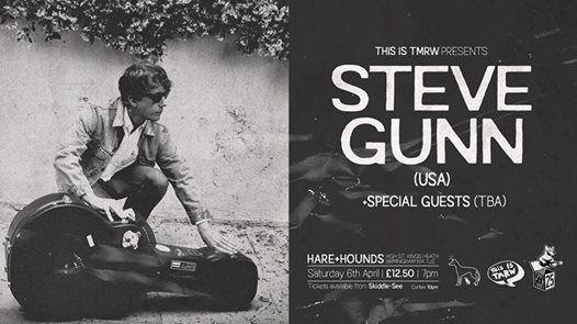 Steve Gunn  Papercuts