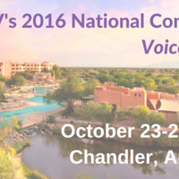NCADV Conference Voices United