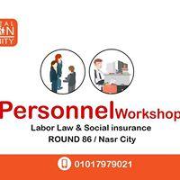 Personnel Workshop  Round 86 Nasr City