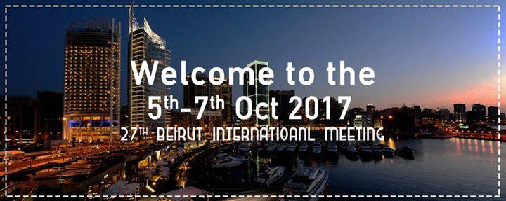 Beirut International Meeting 850