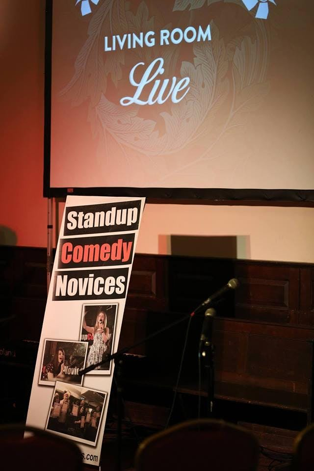 Standup Comedy Night With Comedy Novices
