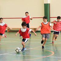 Grade 3 Football Tournament -3G vs. 3H