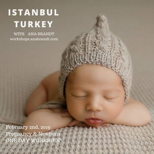 Istanbul Turkey - One Day Maternity and Newborn Worksho