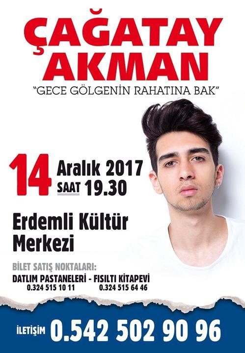 aatay Akman Konseri