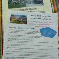 Feel the Love at Farnam Manor