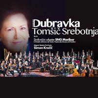 Dubravka Tomi Srebotnjak in Simfonini orkester SNG Maribor