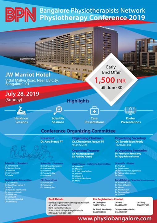BPN Physiotherapy Conference 2019