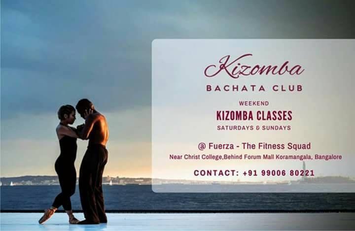 Kizomba Beginners Workshop At Koramangala