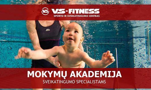 Praktiniai mokymai Kdiki ir vaik kineziterapija vandenyje