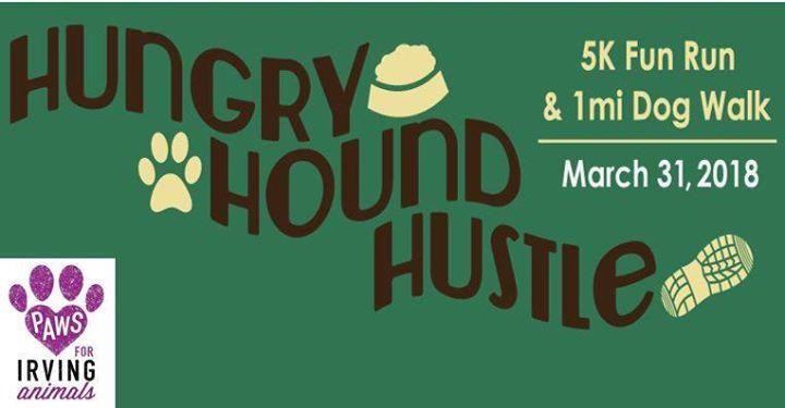 Meet & Greet at Hungry Hound Hustle