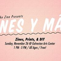 WAKE Presents Zines y Ms