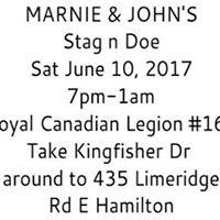 Marnie &amp Johns STAG n DOE
