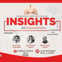 Insights del Emprendimiento con Cristina Quiones