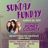 Honey County - Sunday Funday