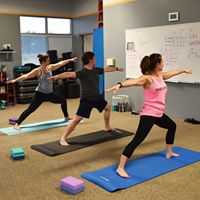 Whitehall Fit Yoga Class
