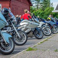 BMW Rider Training - Maantie 1